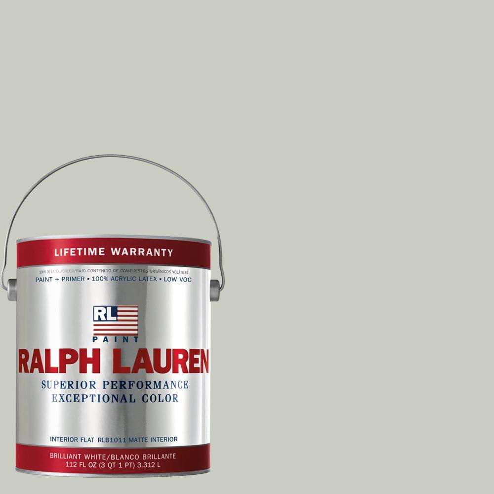 Ralph Lauren 1-gal. Elgin Gray Flat Interior Paint