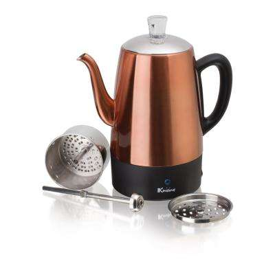 8-Cup Electric Percolator