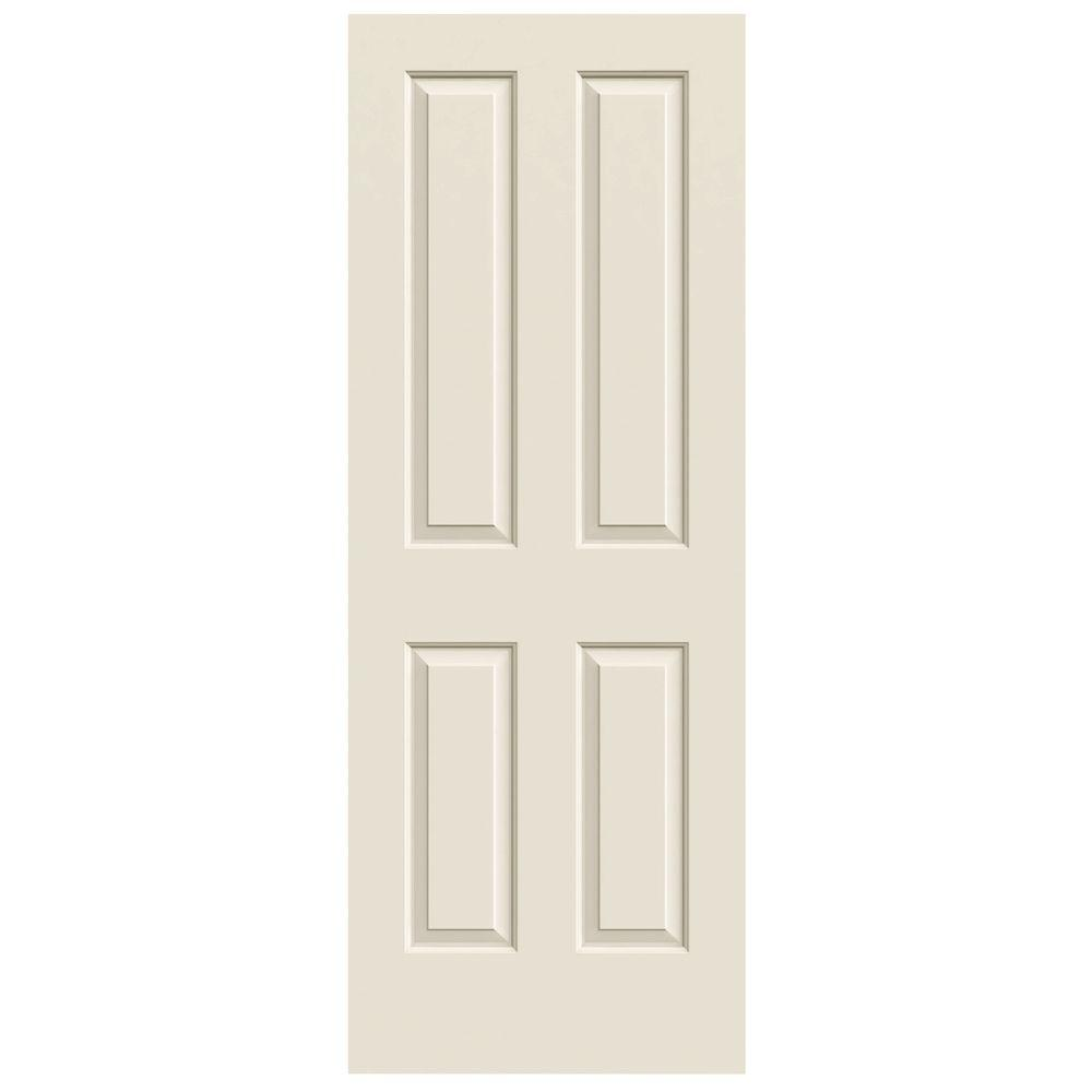 Jeld Wen 32 In X 80 In Atherton Primed Smooth Molded Composite Mdf