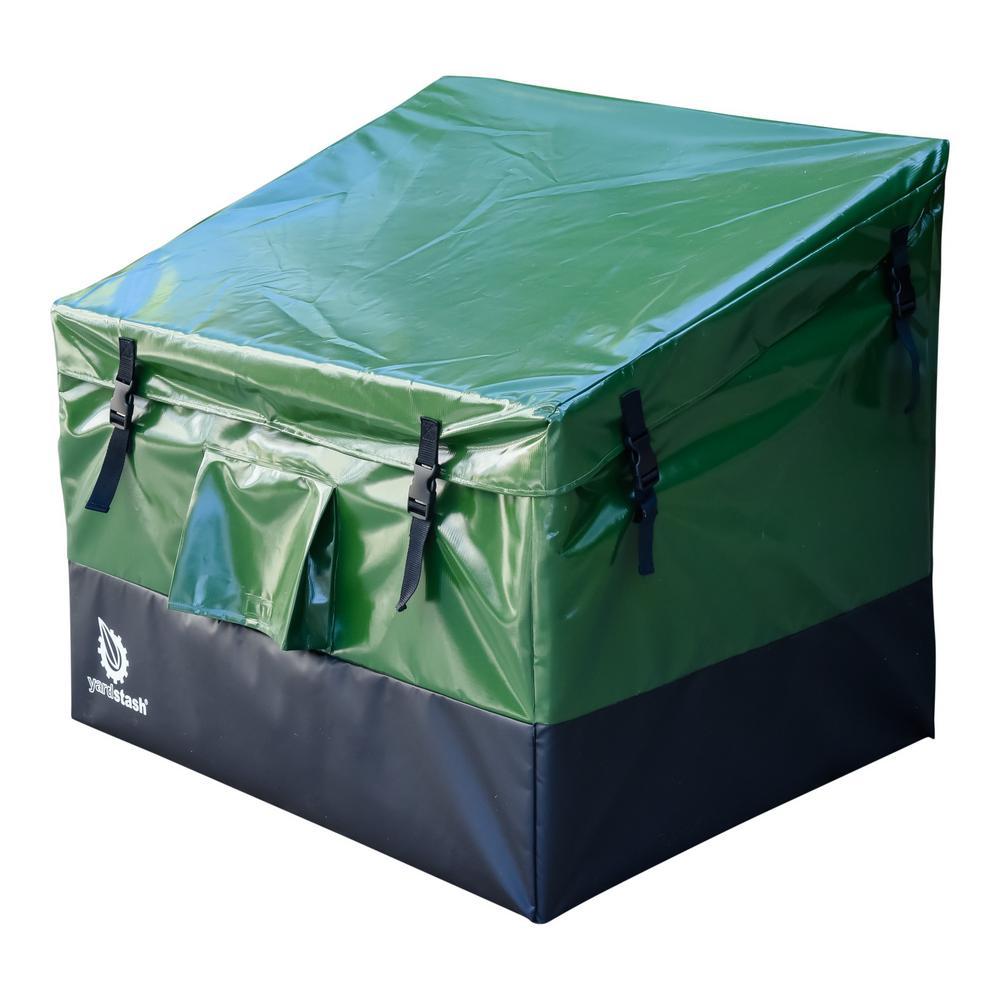 Yardstash 98 Gal Heavy Duty Tarpaulin Outdoor Storage