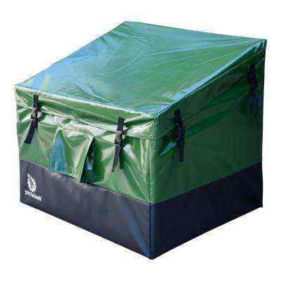 98 Gal. Heavy-Duty Tarpaulin Outdoor Storage Deck Box