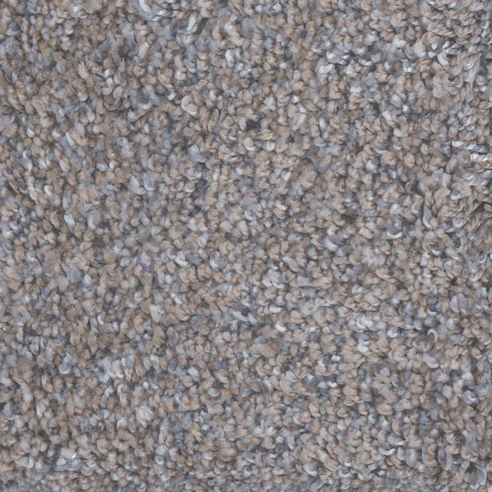 Archipelago I - Color Bedrock Twist 12 ft. Carpet