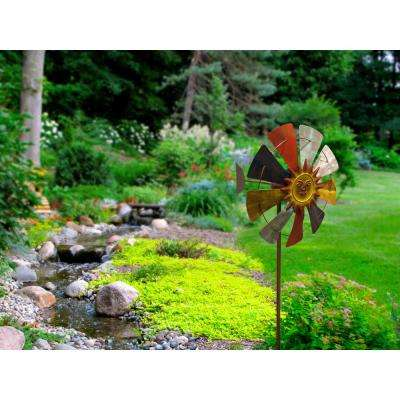 70 in. Metal Windmill Stake