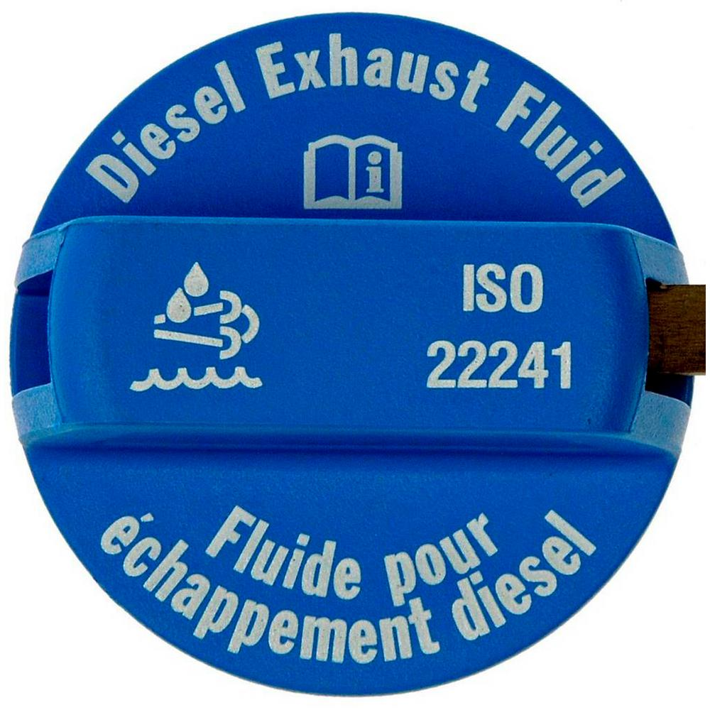 Diesel Exhaust Fluid >> Hd Solutions Heavy Duty Diesel Exhaust Fluid Cap