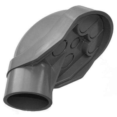 1-1/2 in. PVC Service Entrance Cap (Case of 5)