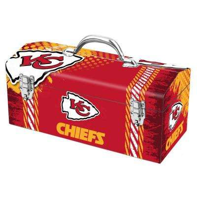 7.2 in. Kansas City Chiefs NFL Tool Box