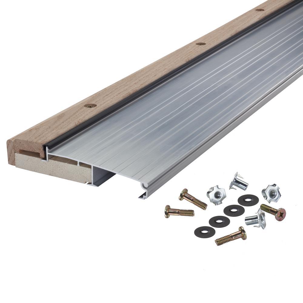 Oak Aluminum Threshold 78600