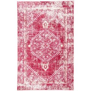 Jaipur Rugs Machine Made Persian Red 2 ft. x 3 ft. Vintage Accent Rug by Jaipur Rugs
