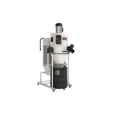 JCDC-2 2HP 230-Volt Cyclone Dust Collector