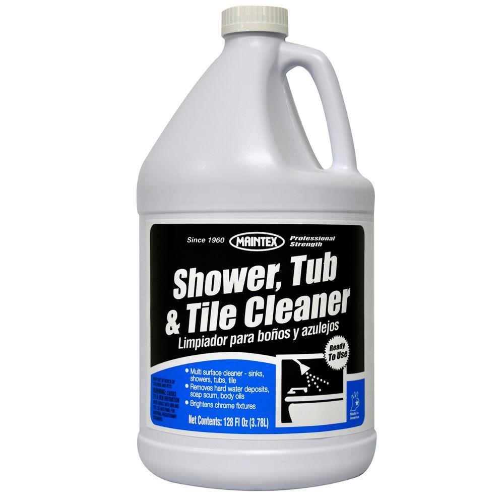 Shower Tub And Tile Cleaner (Case Of 4)