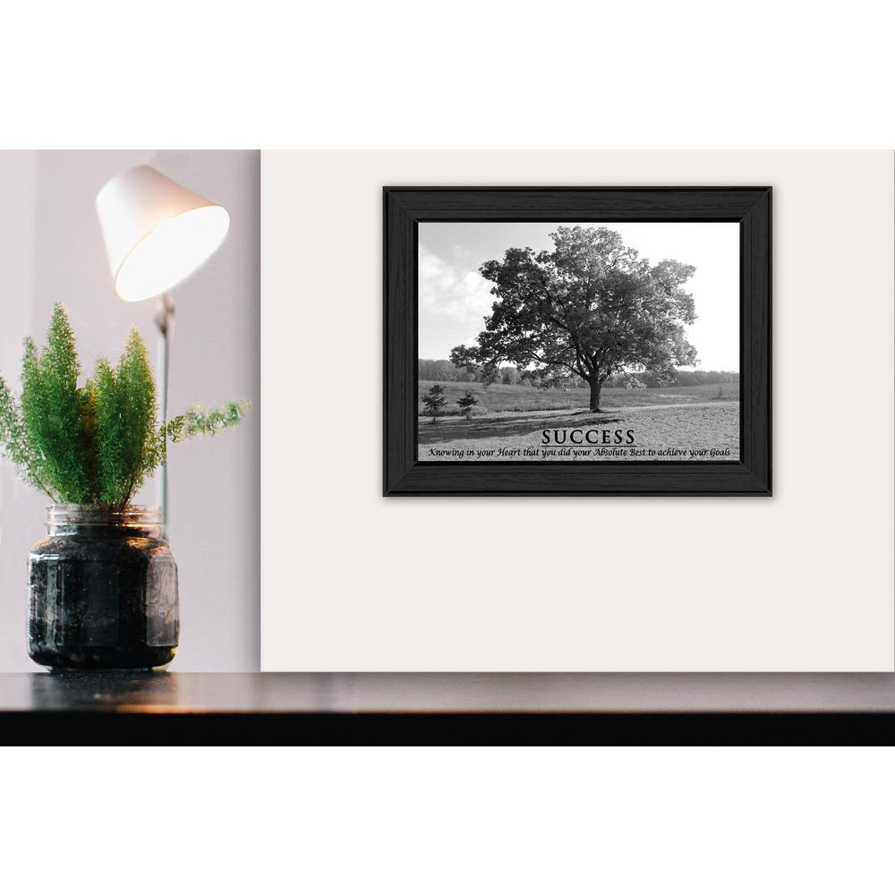 "15 in. x 19 in. ""Success"" by Trendy Decor 4U Printed"