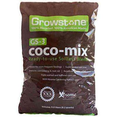 9 l GS-3 Coco Mix for Soil