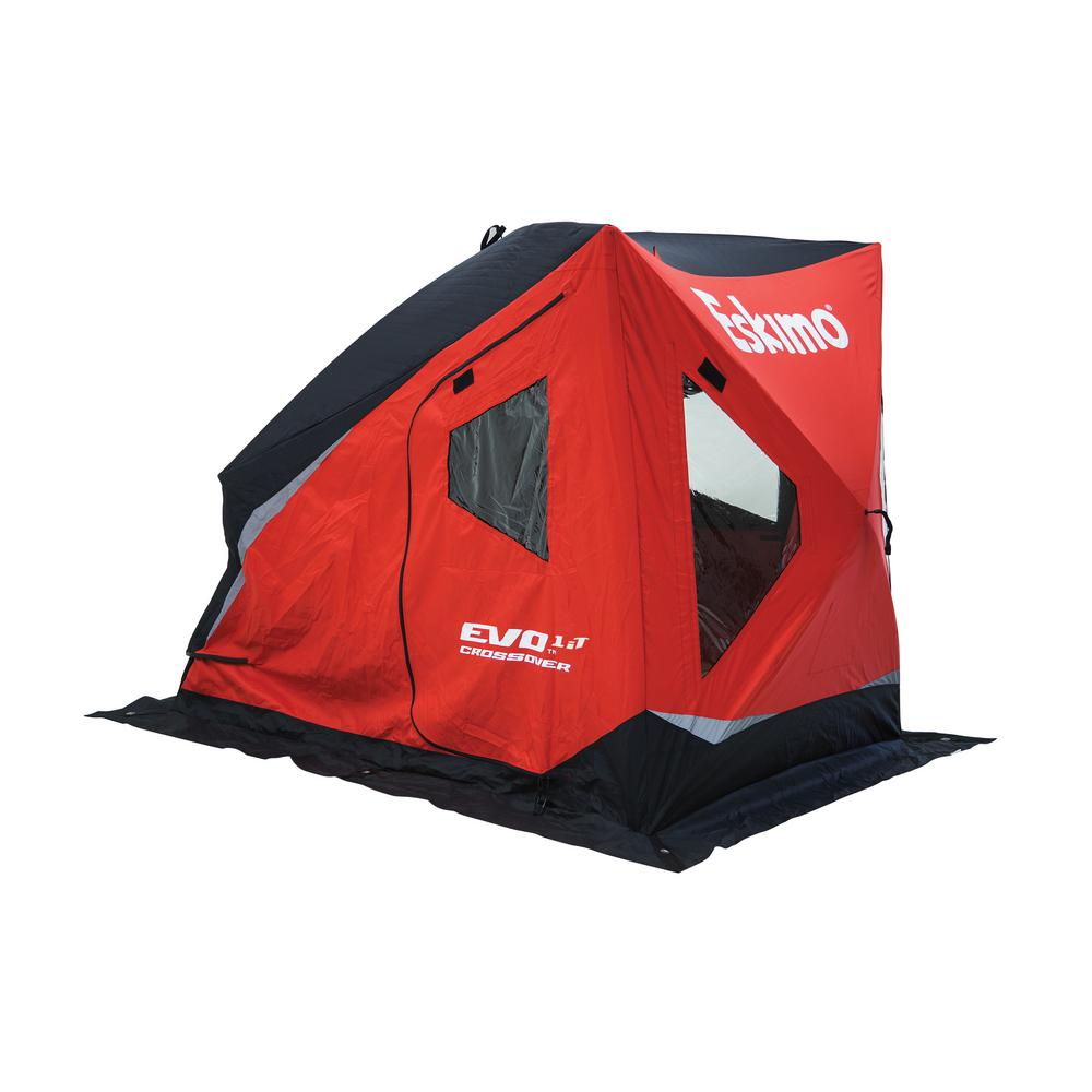 EVO 1iT Crossover Shelter with Insulated Top 1-Person