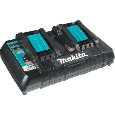 18-Volt Lithium-Ion Dual Port Rapid Optimum Charger