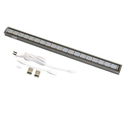 Orly 19 in. LED Aluminum Linkable Under Cabinet Light