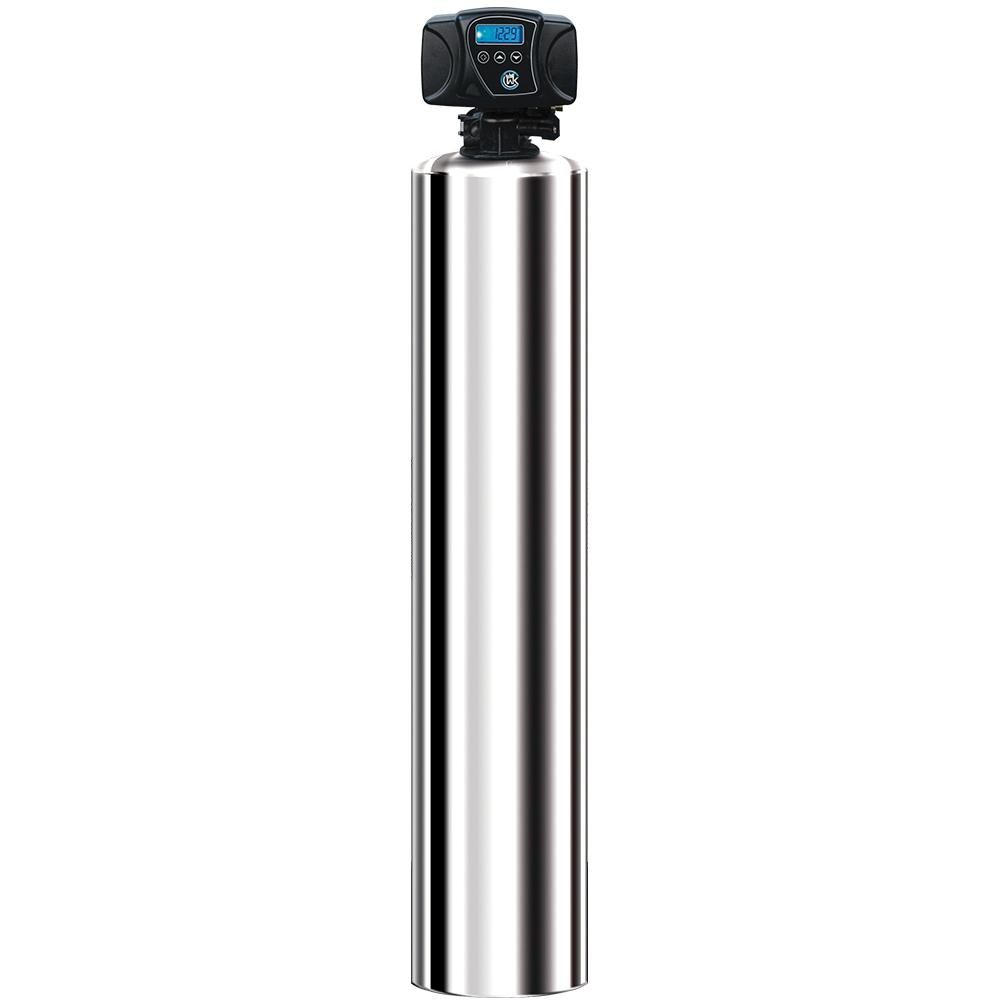 WAYDE KING WATER FILTRATION Platinum Series 20 GPM 6-Stage Municipal Water Filtration and Salt-Free Conditioning System (Treats up to 4 Bathrooms)