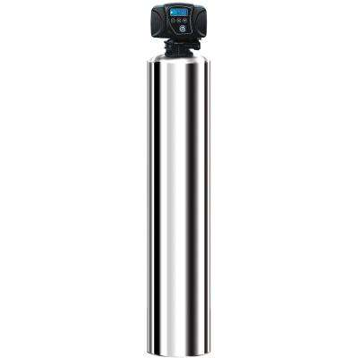 Platinum Series 20 GPM 6-Stage Municipal Water Filtration and Salt-Free Conditioning System (Treats up to 4 Bathrooms)