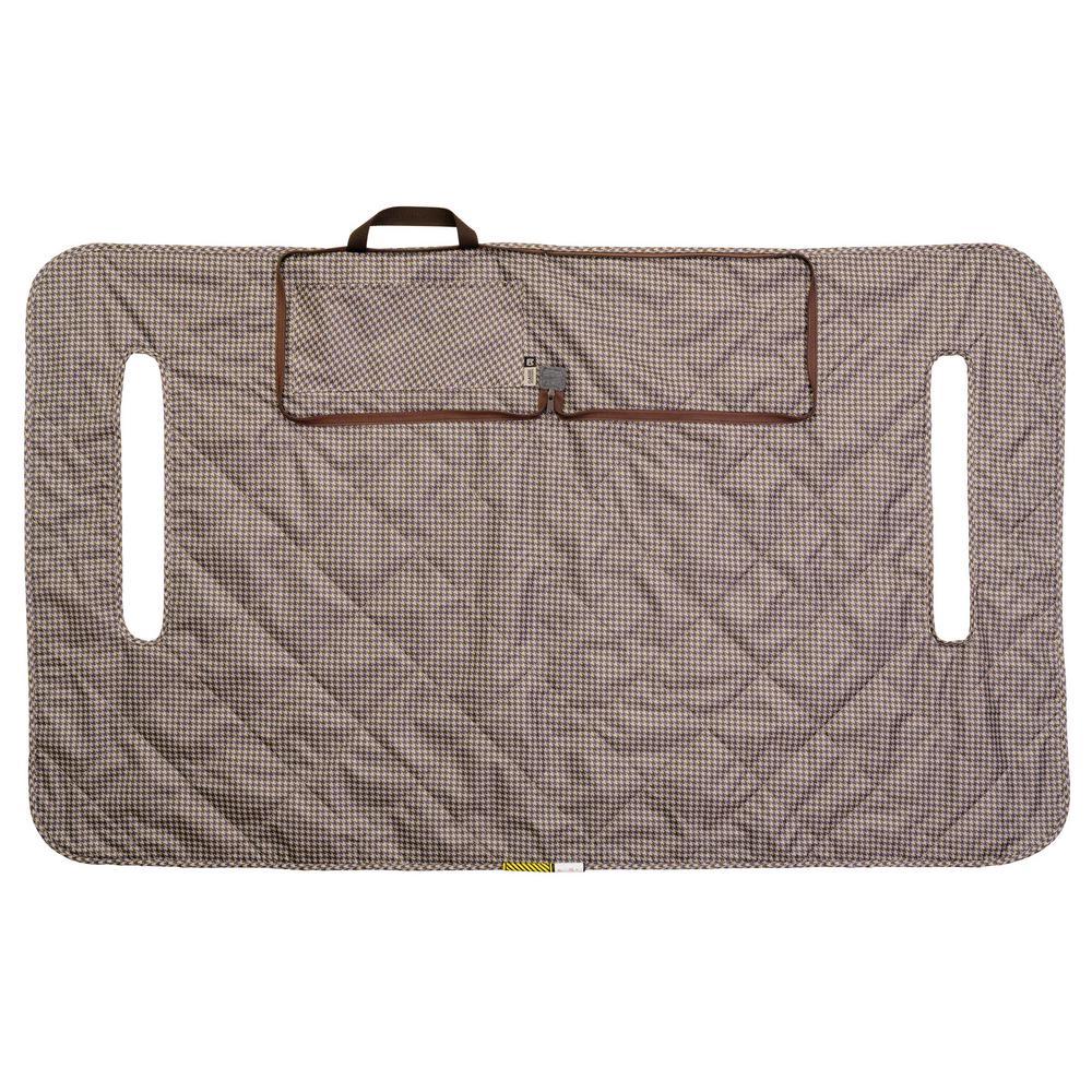 Golf Seat Blanket, Houndstooth