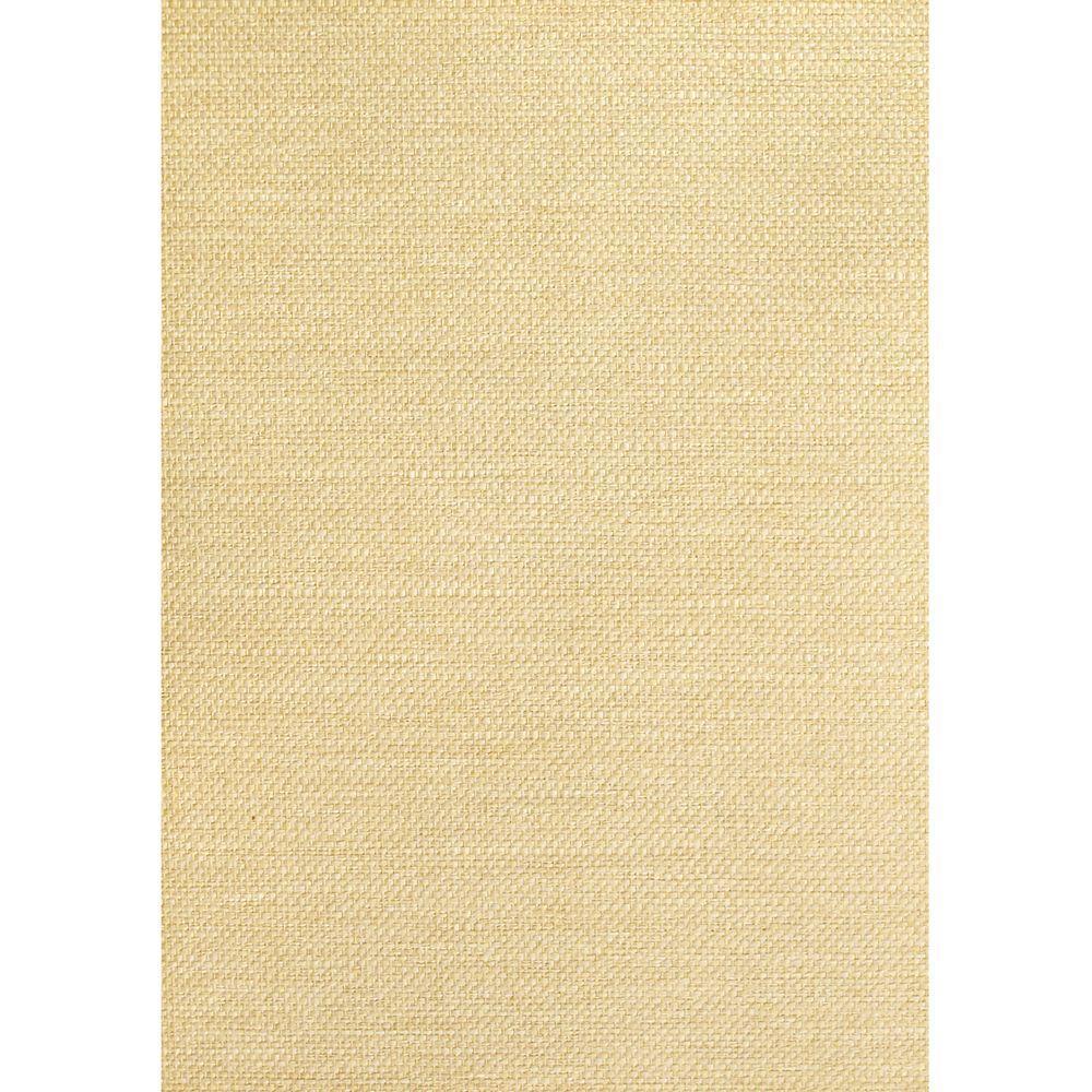 72 sq. ft. Beige Weave Grasscloth Wallpaper