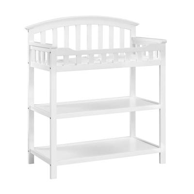 Graco White Pine Wood Changing Table