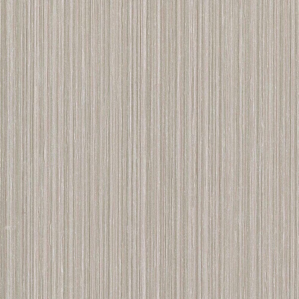 Taupe Stria Texture Wallpaper