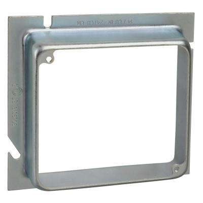 5 in. Square to 4 in. Square EXT Ring 1 in. (10 per Case)