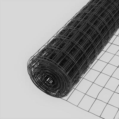 3 ft. x 50 ft. Black PVC Coated Welded Wire