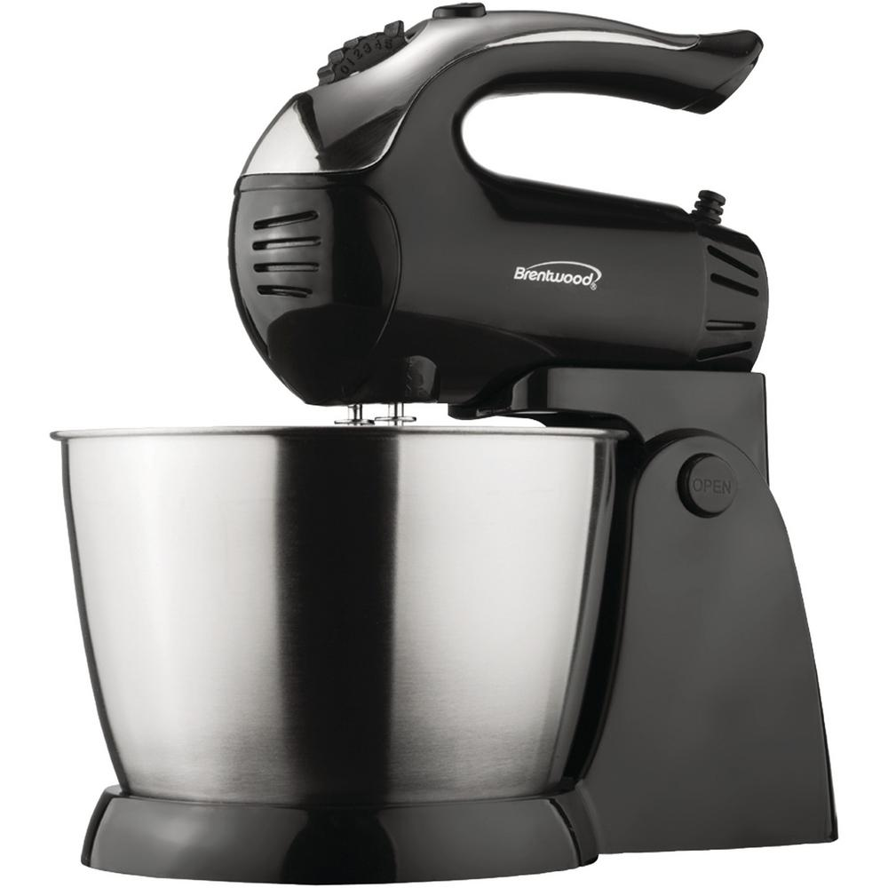3 Qt. 5-Speed Stand Mixer with Steel Bowl
