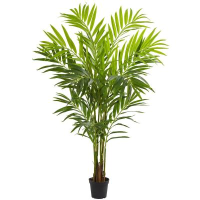 Indoor King Palm Artificial Tree