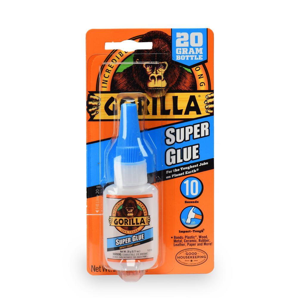 0.71 oz. Super Glue (12-Pack)