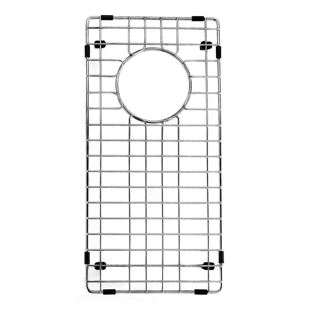 8 in. x 17 in. Kitchen Sink Bottom Grid
