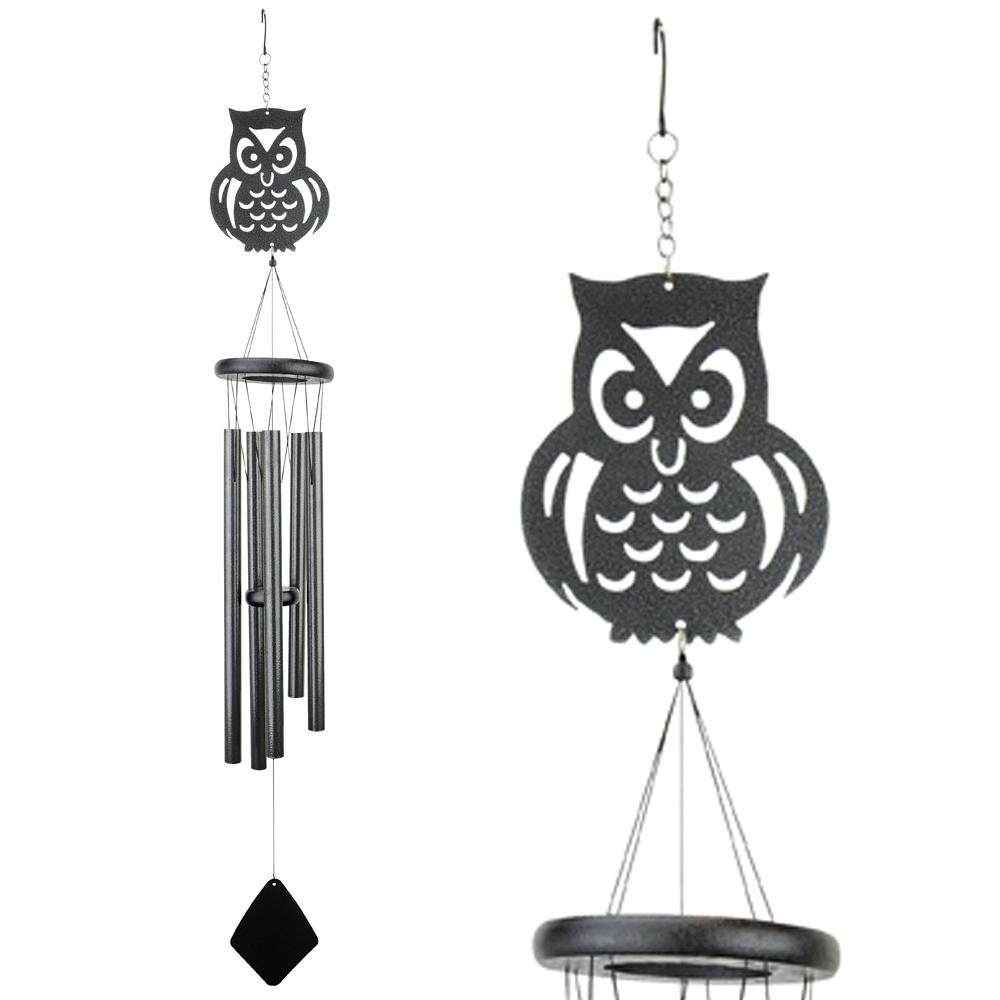 Owl Shadow Wind Chime