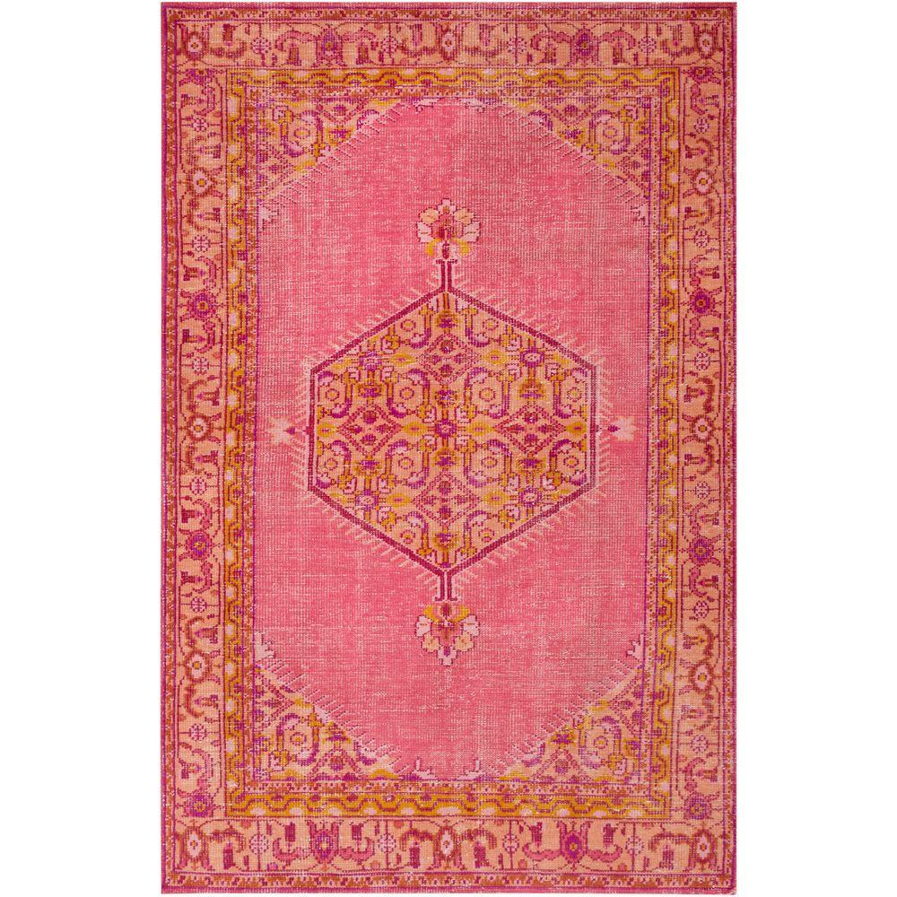Artistic Weavers Zeno Hot Pink 2 ft. x 3 ft. Indoor Area Rug