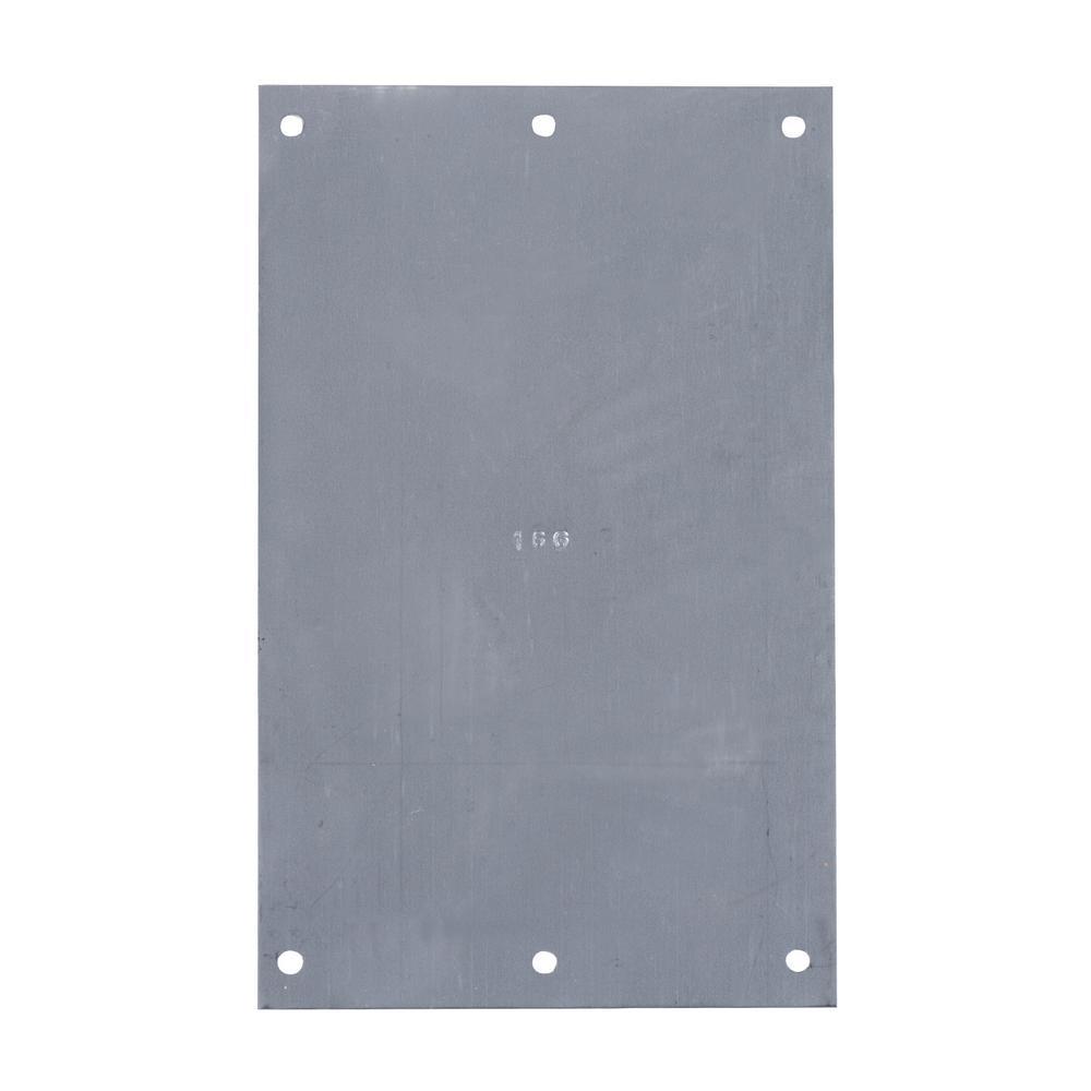 Oatey 5 in. x 8 in. 16-Gauge Safety Plate