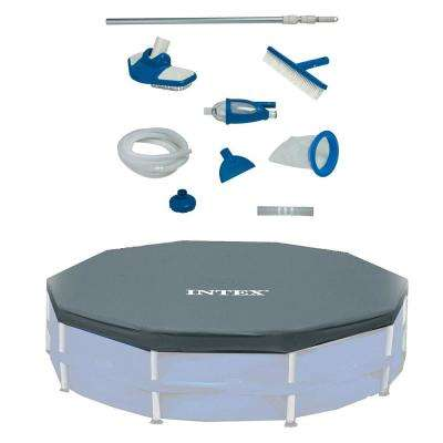 Intex - Pool Cleaning Supplies - Pool Supplies - The Home Depot