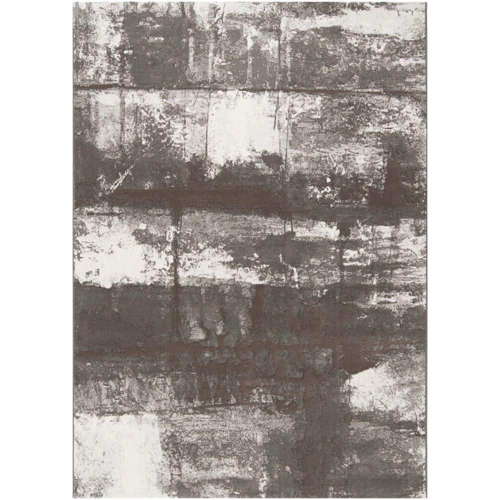 Artistic Weavers Busia Gray 8 ft. x 10 ft. Area Rug