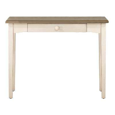 Clarion Sea White Desk/Table