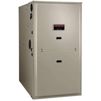 80,000 BTU 95.5 Multi-Positional Gas Furnace