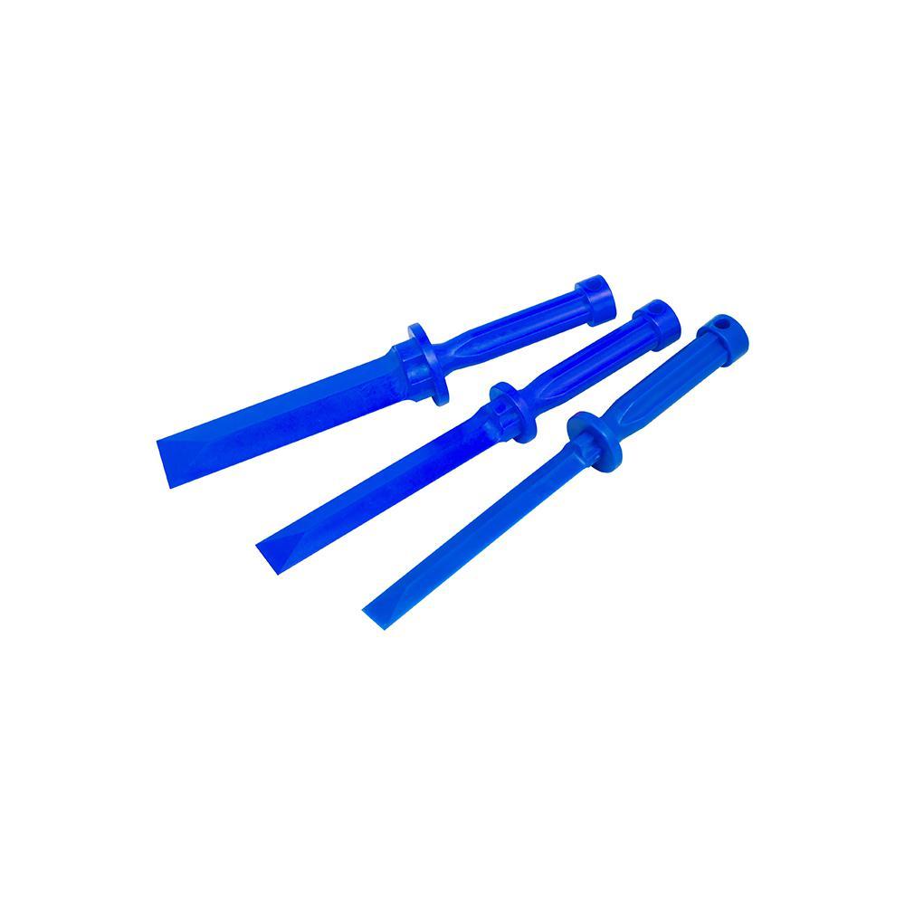 Plastic Chisel Scraper Set (3-Piece)