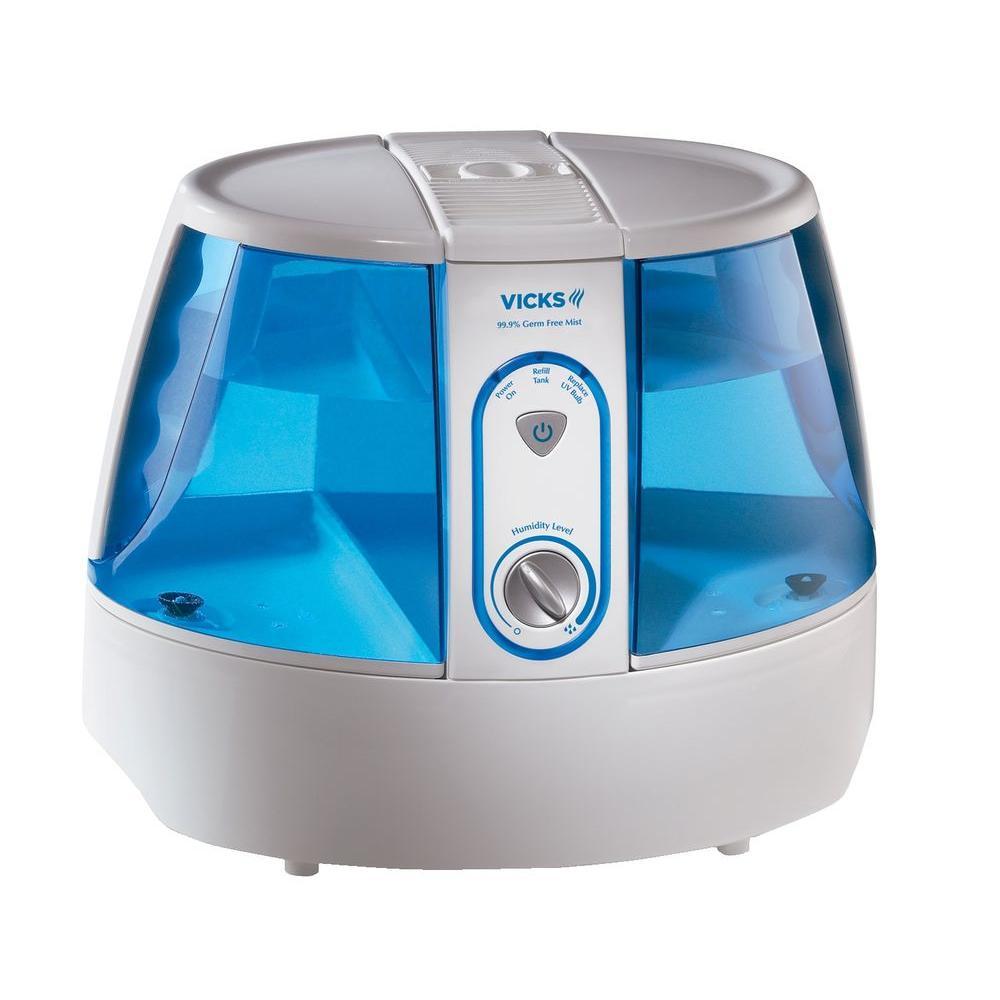 Vicks 2.0 Gal. UV Germ Free Humidifier