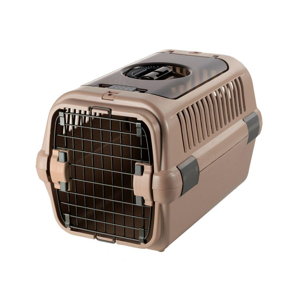 Richell Richell Medium Double Door Pet Carrier