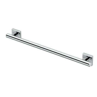 Elevate 24 in. Grab Bar in Chrome