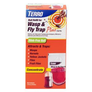Terro Fruit Fly Trap (2-Pack)-T2502 - The Home Depot