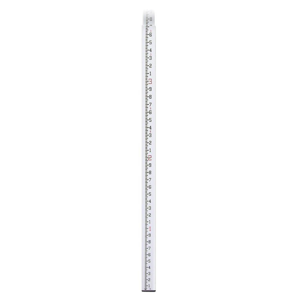 13 ft. Fiberglass Rod in Feet, Inches and 8hs