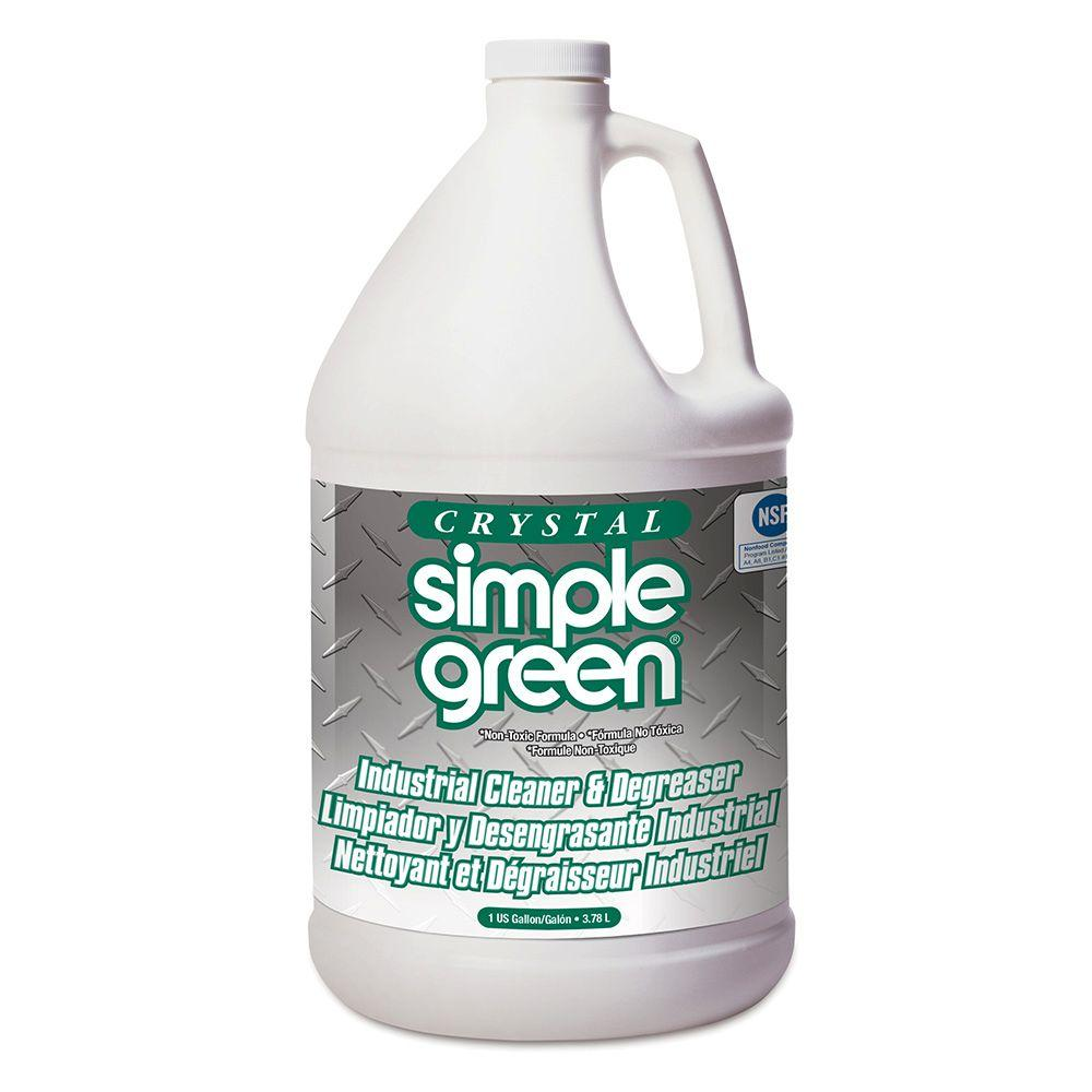 Simple Green 1 Gal. Crystal Cleaner/Degreasers (Case of 6)