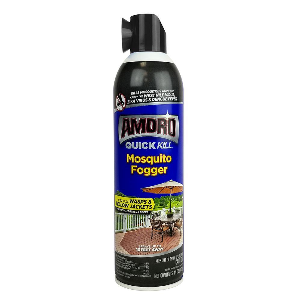 AMDRO Quick Kill 32 oz  Mosquito Yard Spray-100530440 - The