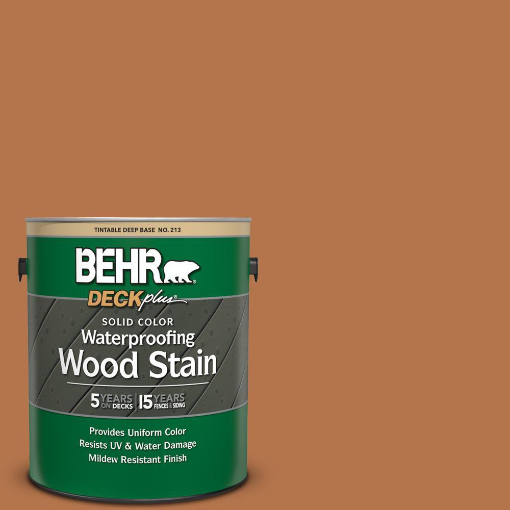 1 Gal. #SC-533 Cedar Naturaltone Solid Color Waterproofing Exterior Wood Stain