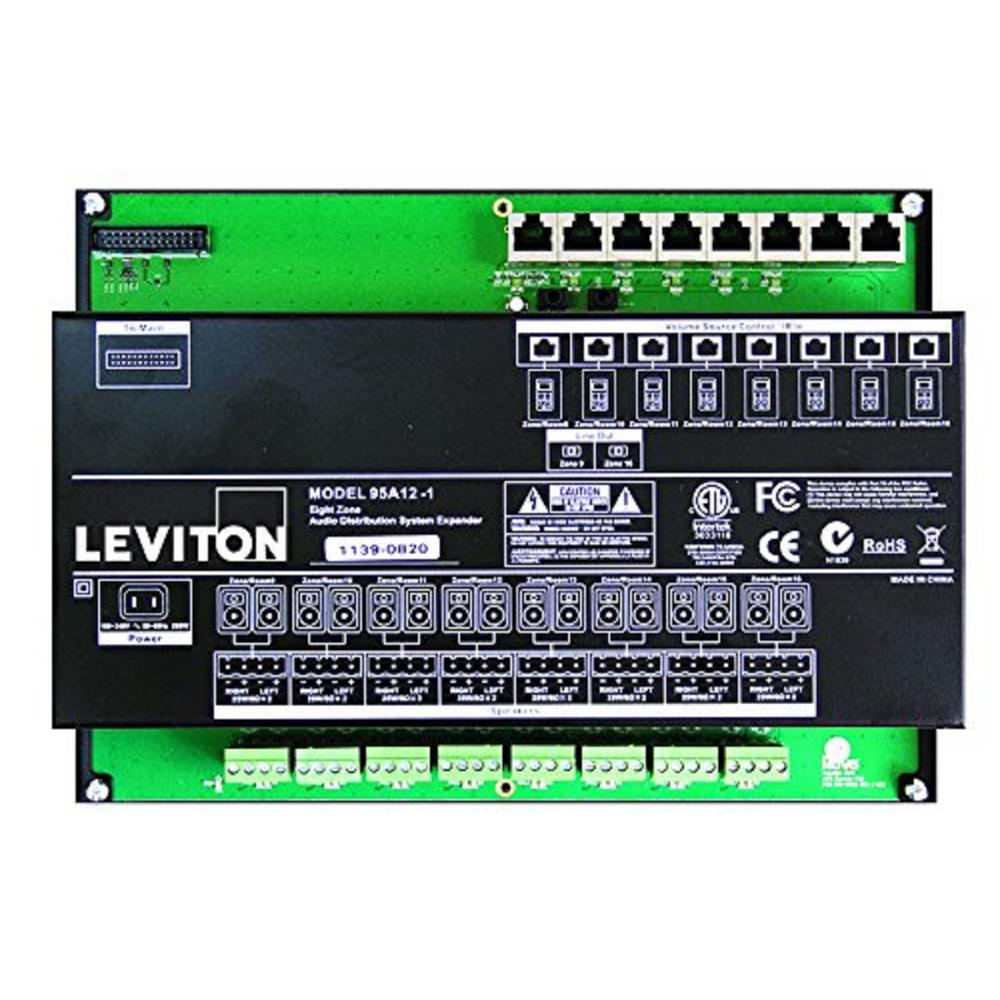 Leviton Hi-Fi 2 Expansion Amplifier Assembly with Power Supply