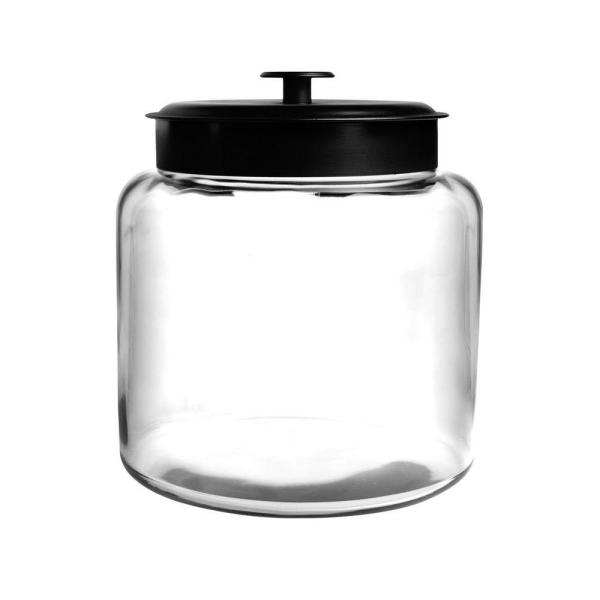 Anchor Hocking 1.5 gal. Montana Jar with Metal Cover 88904