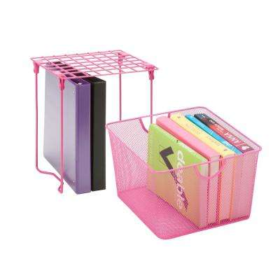 Pink Back to School Kit 9